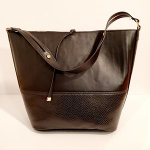 H&M Black Tote Bag